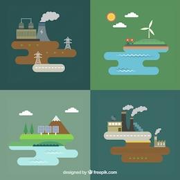 Paisajes Energía
