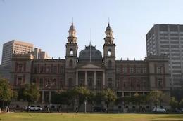 Palacio de Justicia de Pretoria
