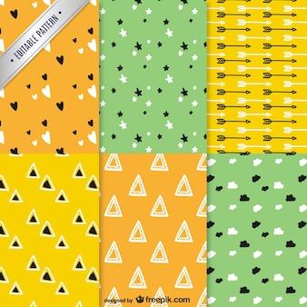 Paquete de patrones abstractos