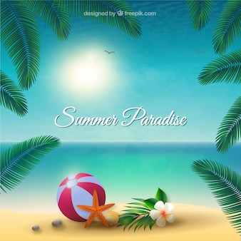Paraíso de verano