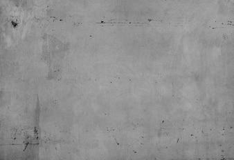 Pared de cemento con manchas negras