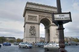 París en el invierno