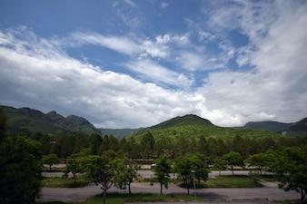 Parque nacional de islamabad