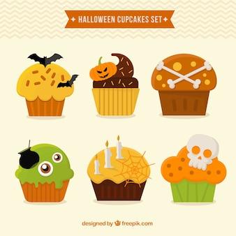 pastelitos de halloween