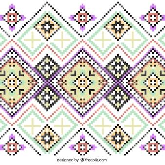 patrón de tejer