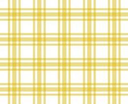 patrón mantel amarillo y negro