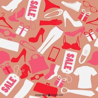 Patrón ropa, formato .ai