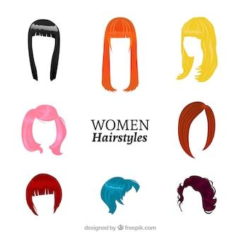 Peinados de mujeres