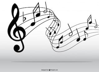 Music Pentagram