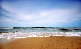 Perfecto día para disfrutar la playa