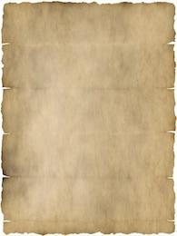 pergamino pliegue papelería doblado doblez