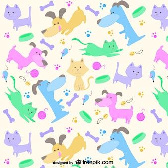 Patrón de mascotas