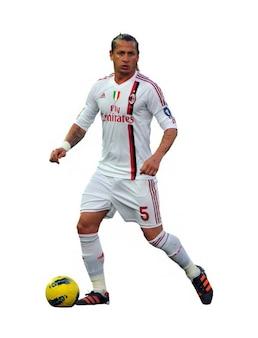 Philippe Mexes AC Milan Serie A