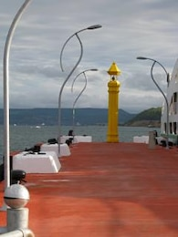 Pier ligthhouse