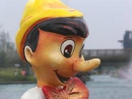 Pinocho, la vendimia
