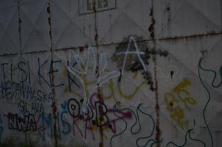 pintadas abandonada