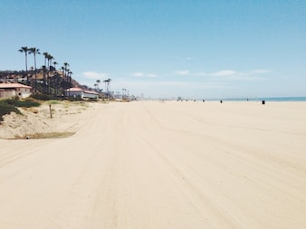 Pistas de playa