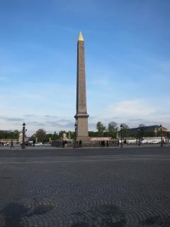 Place du Concorde, Monumentos, Francia