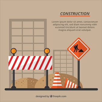 Plantilla de la Construcción