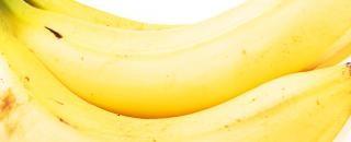 Plátanos, frescos