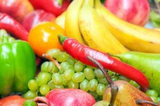 Plátanos frutas mixtas