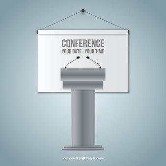 Podio Conferencia