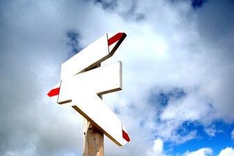 Poste de señales