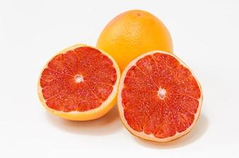 Postre vitamina medio frescura cortada