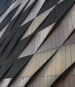 Primer plano De Edificios De Oficina Moderna, Shanghai