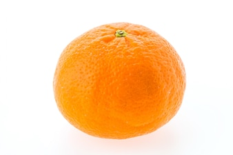 Primer plano de naranja jugosa
