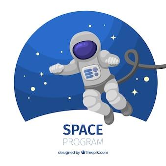 Programa espacial