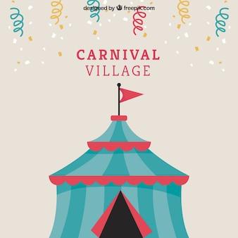 Pueblo de carnaval