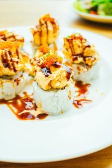 Queso crema de sushi
