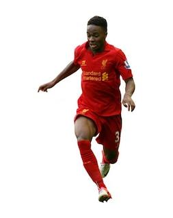 raheem esterlinas Liverpool Premier League