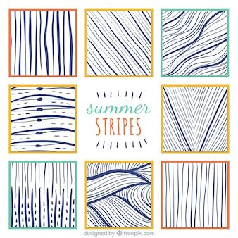 Rayas de verano