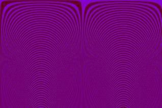 rayas moradas interferencias