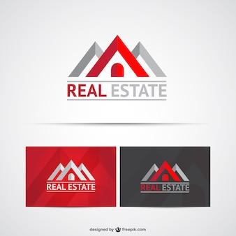 Plantillas de logotipo de inmobiliaria