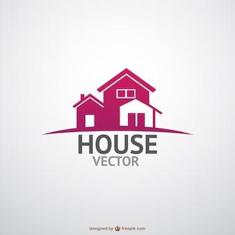Plantilla de logotipo de inmobiliaria