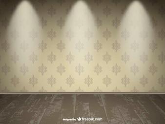 Diseño de pared vacía