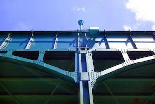 recién pintadas puente