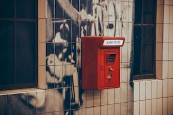 Estación de Alarma Roja