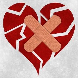remendar un corazón roto