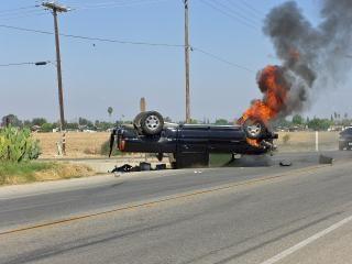 Resultado de la conducción negligente