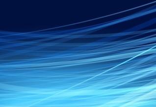 Resumen líneas azules ondas