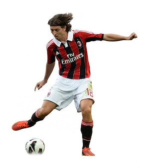Riccardo Montolivo AC Milan Serie A