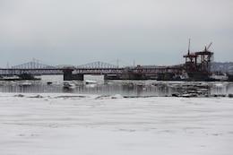 Riverside industrial