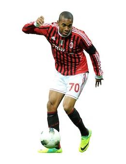 Robinho AC Milan Serie A