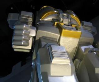 robot, de gran alcance