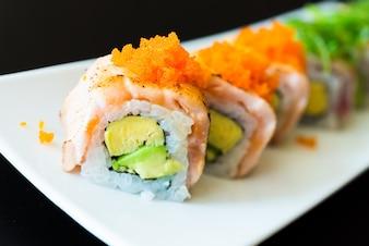 Rollo de sushi