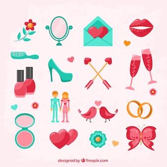 Iconos románticos